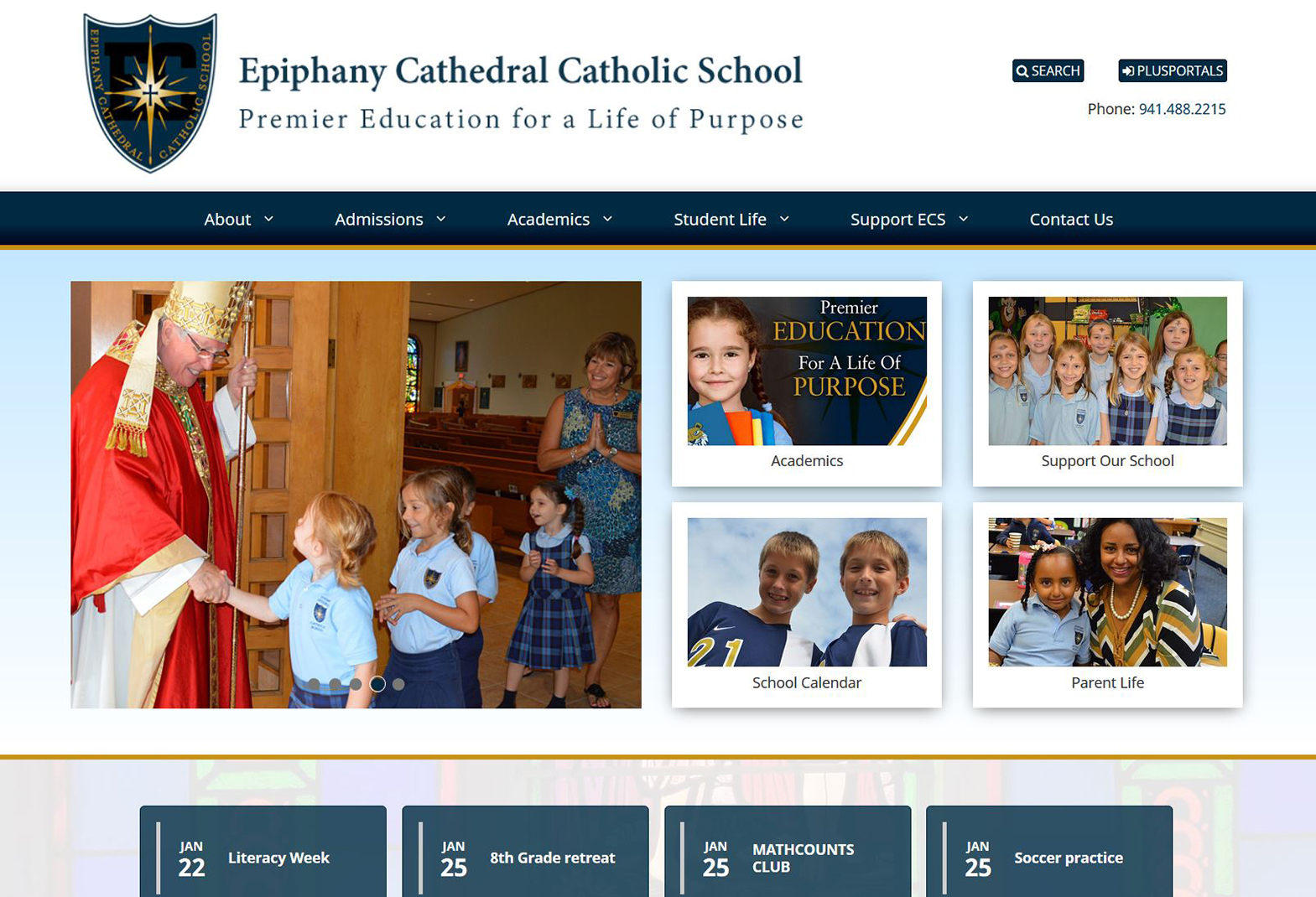 Epiphany Cathedral Catholic School