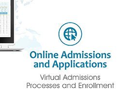 Online Admissions and Applications