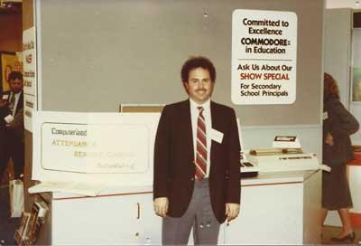 Richard Rediker Commodore Pet
