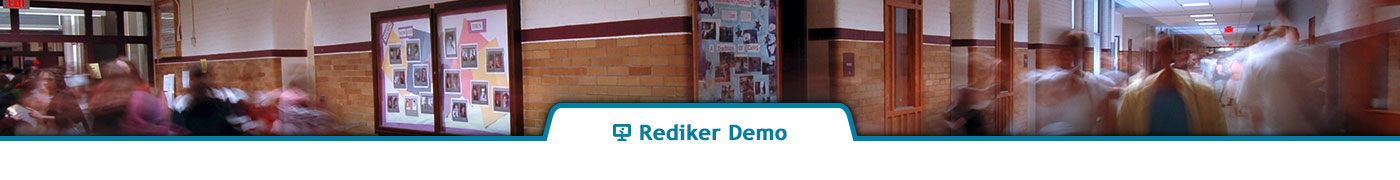 Rediker Demo - AdmissionsPlus with Online Applications