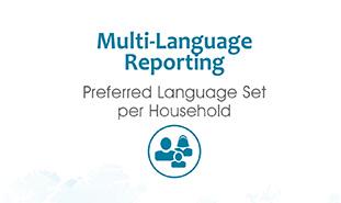 Multi-Language Reporting