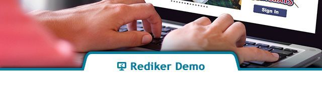 Rediker Demo - RediSite: Responsive Website Design and Hosting