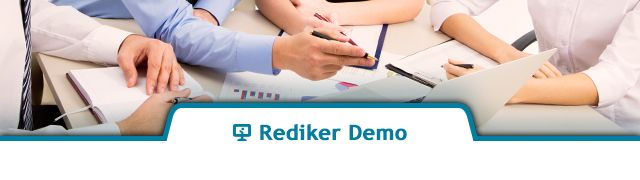 Rediker Demo - Master Schedule Building