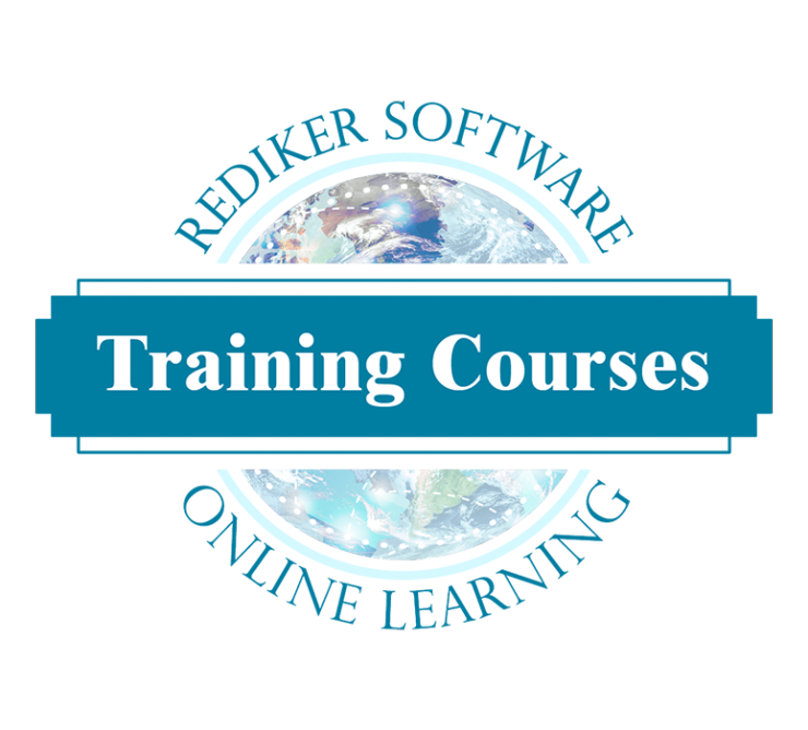 Rediker Software Online Training Badge Graphic