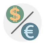 Multiple Currency Icon