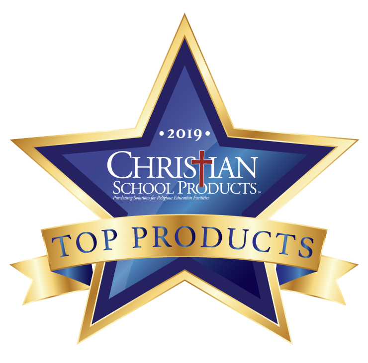 Christian School Products 2019 Top Products Badge