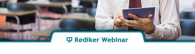 Rediker Webinar - School-to-Home Communication for K-12 Schools - Part 2 - RediSite, Social Media, and more