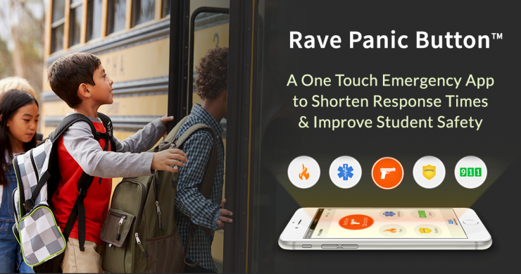 Rave Panic Button: A one touch emergency app