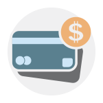 Online Payment Icon Image
